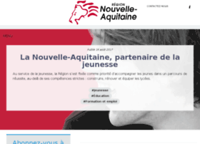 jeunes.aquitaine.fr