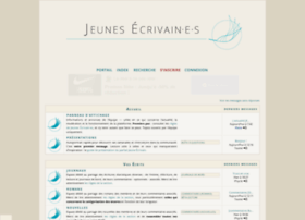jeunesecrivains.superforum.fr