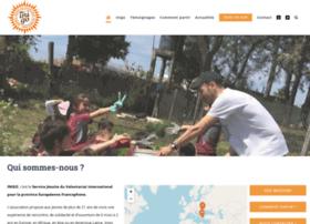 jeunesvolontairesinternationaux.com