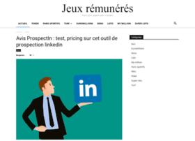 jeux-remuneres.com