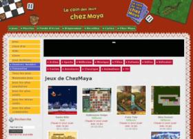 jeux.chezmaya.com