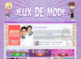 jeux2mode.com