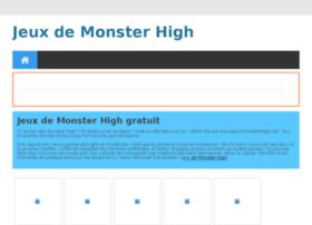 jeux2monsterhigh.net