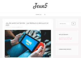 jeux5.fr
