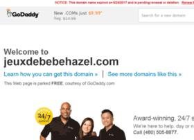jeuxdebebehazel.com