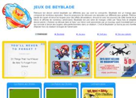 jeuxdebeyblade.fr
