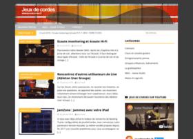 jeuxdecordes.fr