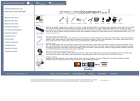 jewellersequipment.co.uk