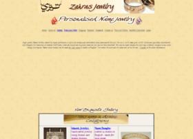 jewelry.zahras.com