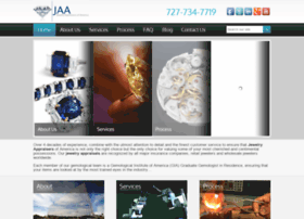 jewelryappraisersofamerica.com