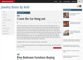 jewelryboxesbyreid.com