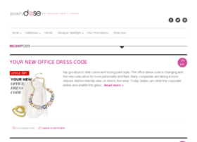 jewelrydose.maxandchloe.com