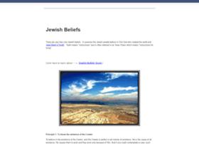jewishbeliefs.org