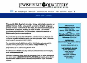 jewishbible.org