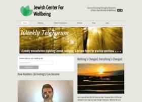 jewishcenterforwellbeing.com