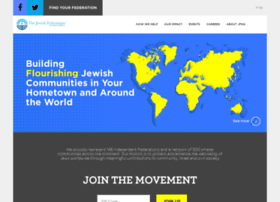 jewishfederations.fedwebpreview.org
