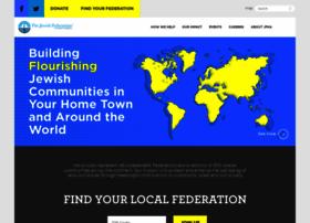 jewishfederations.org
