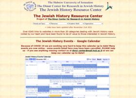 jewishhistory.huji.ac.il