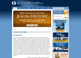jewishhistory.org