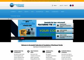 jewishjacksonville.fedwebpreview.org