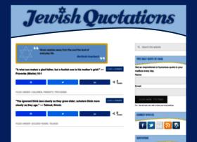 jewishquotations.com