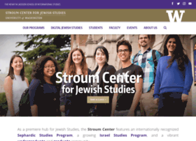 jewishstudies.washington.edu