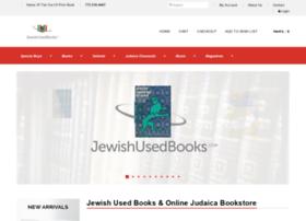 jewishusedbooks.com