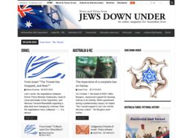 jewsdownunder.com