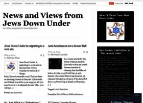 jewsdownunder.wordpress.com