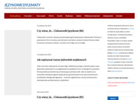 jezykowedylematy.pl