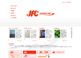 jfcjapan.co.jp