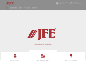 jfegroup.co.za