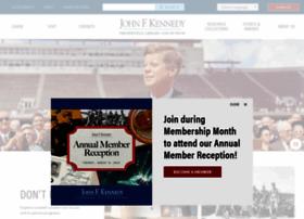 jfklibrary.org