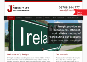 jfreight.co.uk