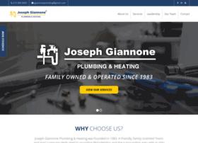 jgiannoneplumbingheating.com