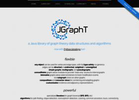 jgrapht.org