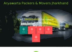 jharkhand.aryawartapackers.com