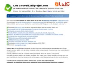 jhillproject.com