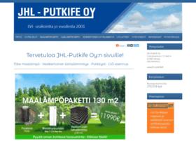 jhlputkife.kotisivukone.com