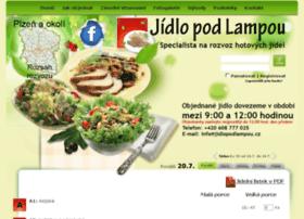 jidlopodlampou.cz