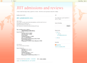 jiitadmissions.blogspot.in