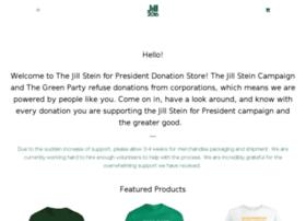 jill-stein-for-president-store.myshopify.com