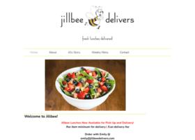 jillbeedelivers.com