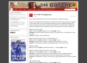 jim-butcher.com