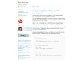jimblackler.net