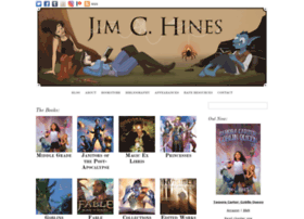 jimchines.com