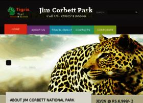 jimcorbettparksafari.com