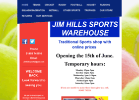 jimhillssports.co.uk