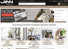 jimi-textil.sk