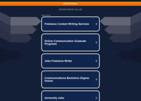 jimmurdoch.co.uk